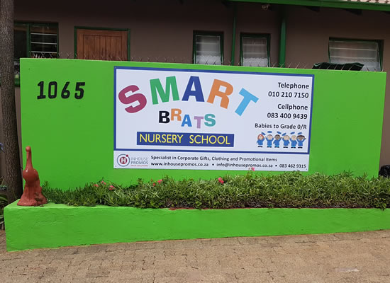Smart Brats Nursery School Exterior